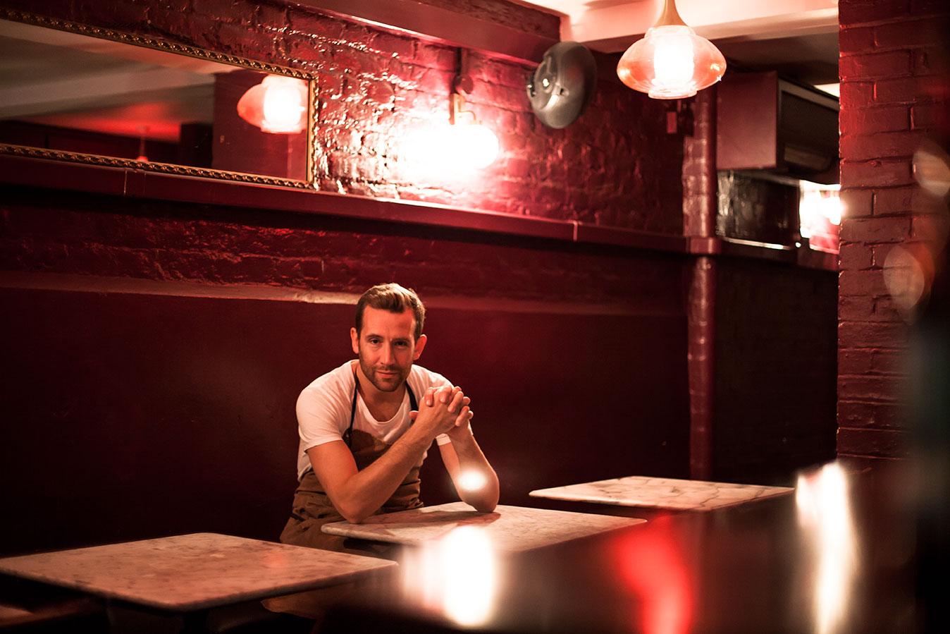 Bar News – Alastair Burgess Portrait