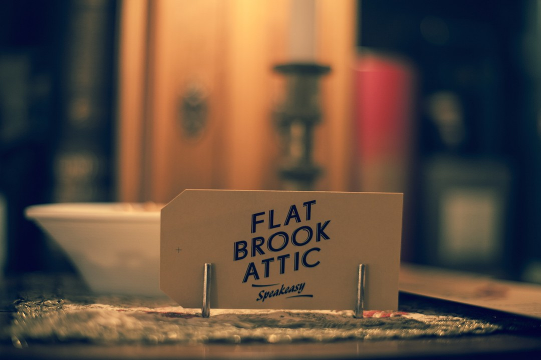 Flatbrook Attic The Pouring Tales