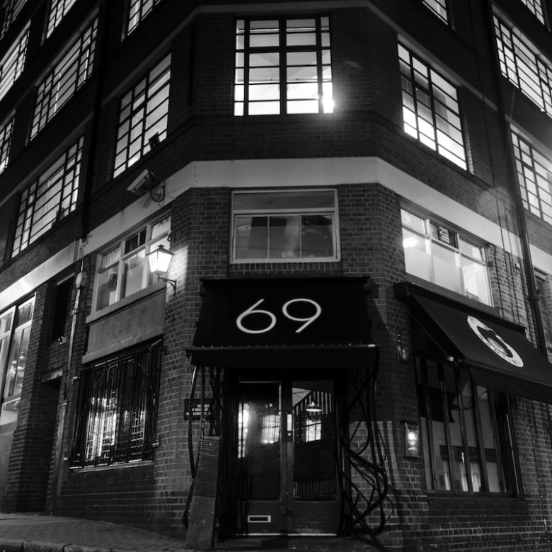 69 Colebrooke Row - London found at The Pouring Tales 2