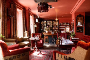 Cocktail Lounge at Zetter Townhouse London