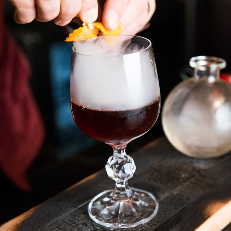 Smokey Rob Roy by Sven Almenning found at The Pouring Tales