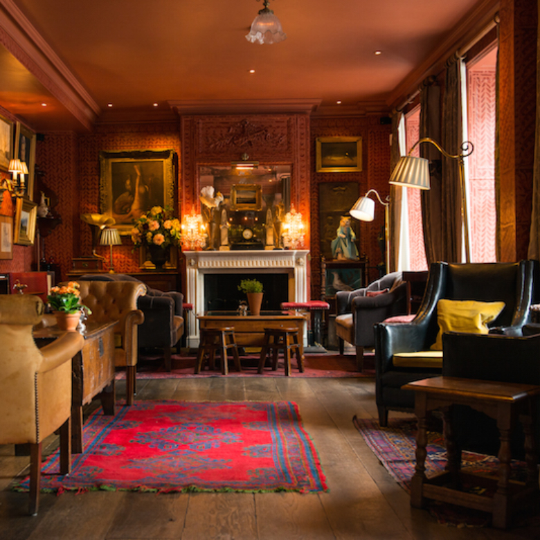 Zetter Townhouse - London found at The Pouring Tales 3