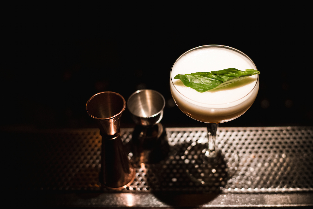 Baba Au Rum Cocktail by Thanos Prunarus found at The Pouring Tales