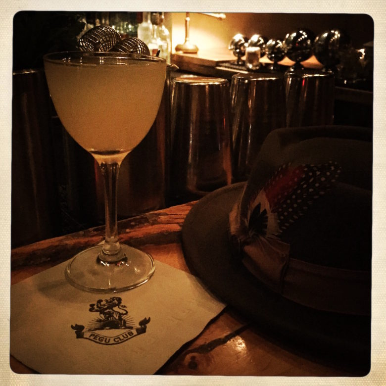 Pegu Club - New York found at The Pouring Tales