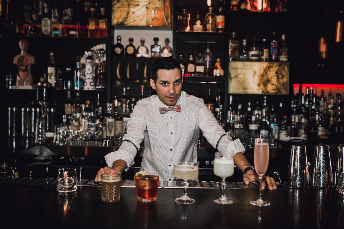 Keenan Hood - Keefer Bar