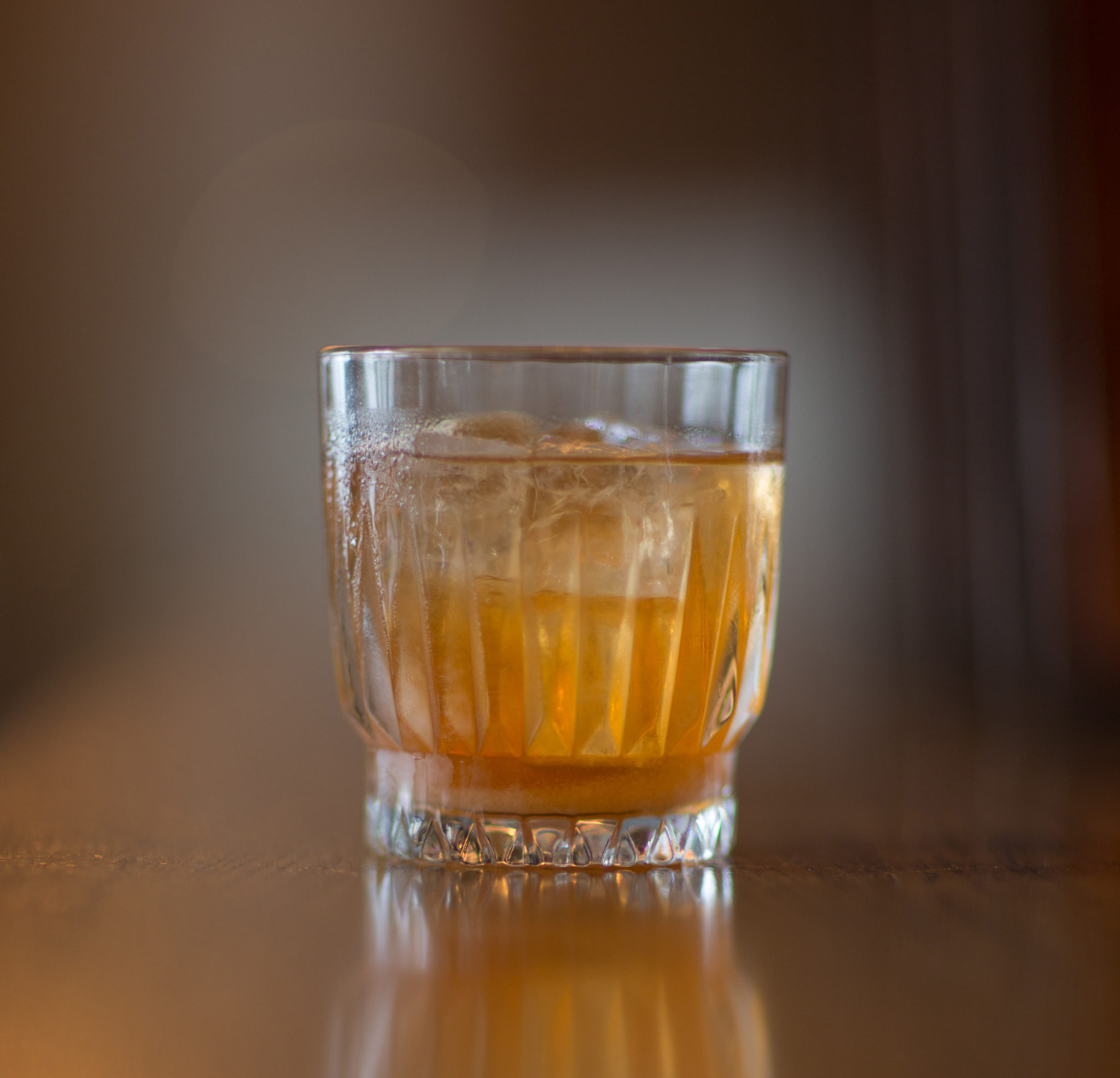 Peanut Butter Old Fashioned by Colin Edie found at The Pouring Tales 1