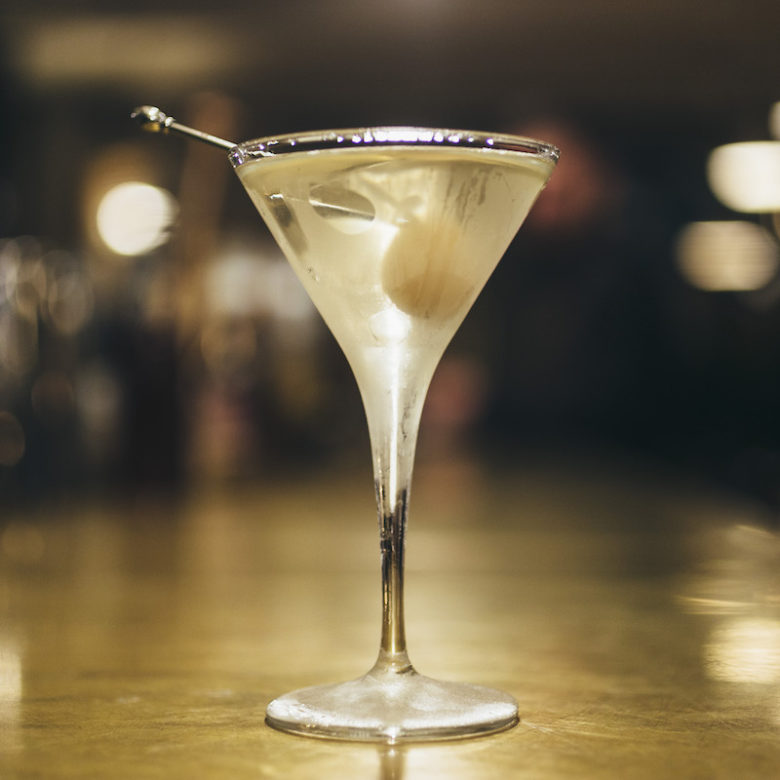 Dirty Bird Martini by Slava Lankin found at The Pouring Tales