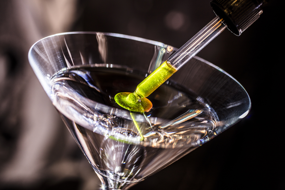 Ozone Martini by Evgeniy Shashin found at The Pouring Tales