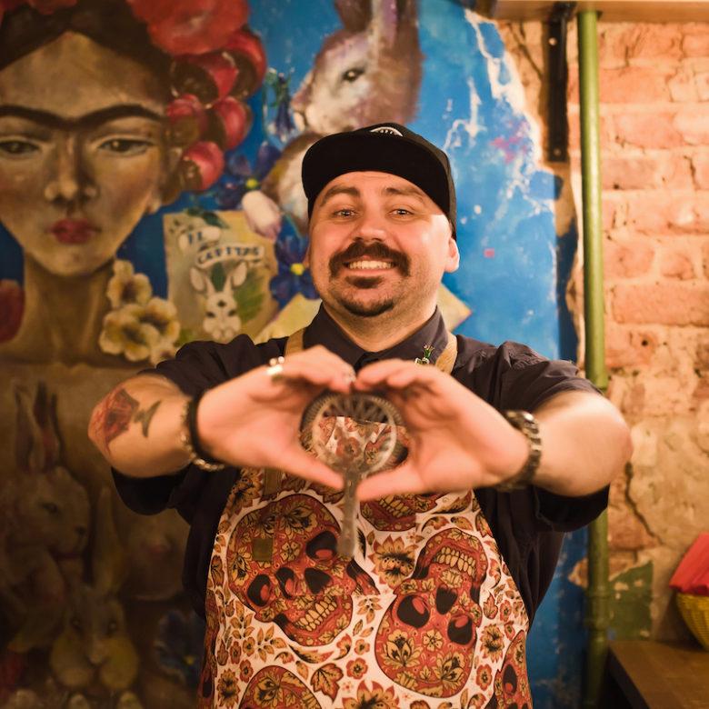Nikolay Kiselev - El Copitas