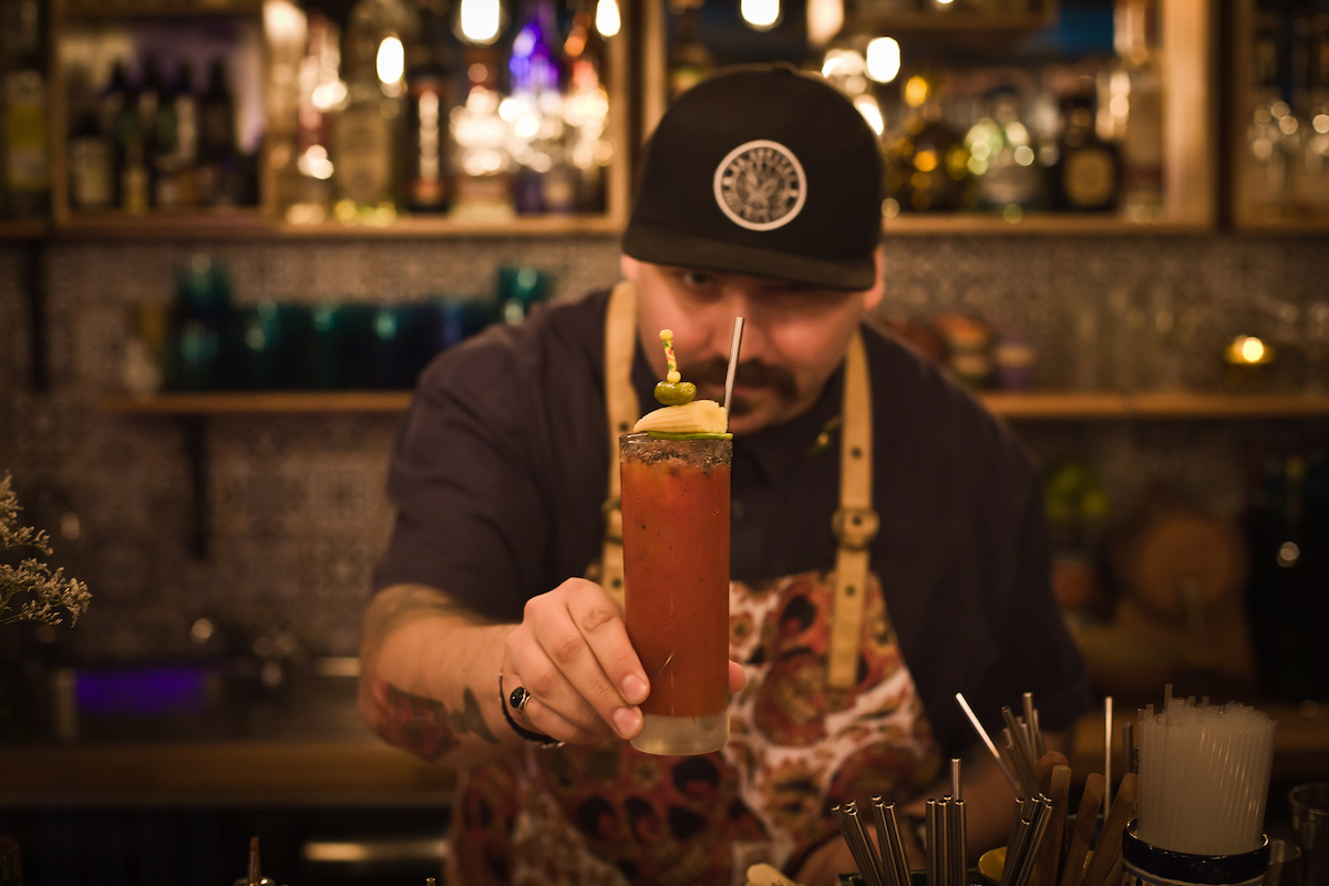 Bloody Maria by Nikolay Kiselev found at The Pouring Tales