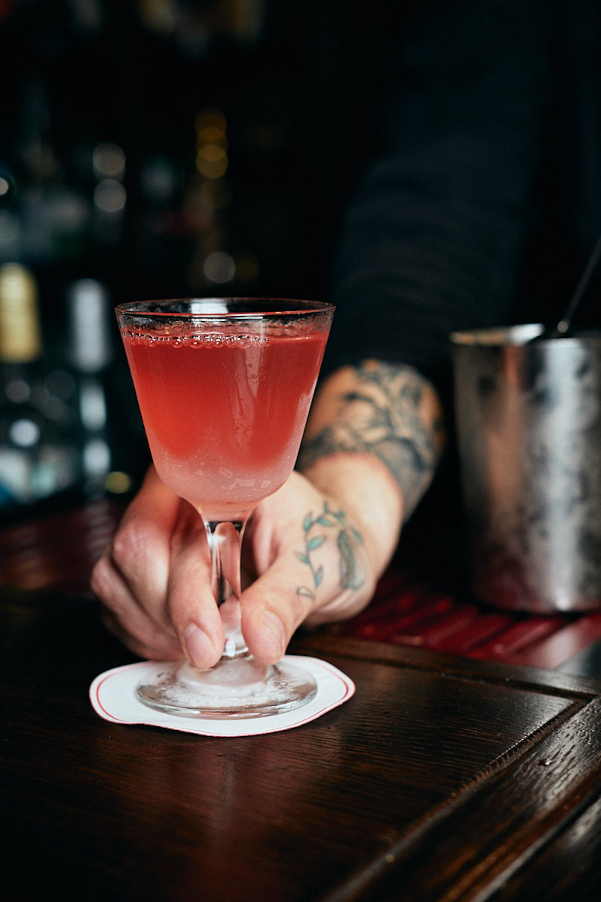 Sunglasses Negroni by Konstantin Plesovskikh found at The Pouring Tales