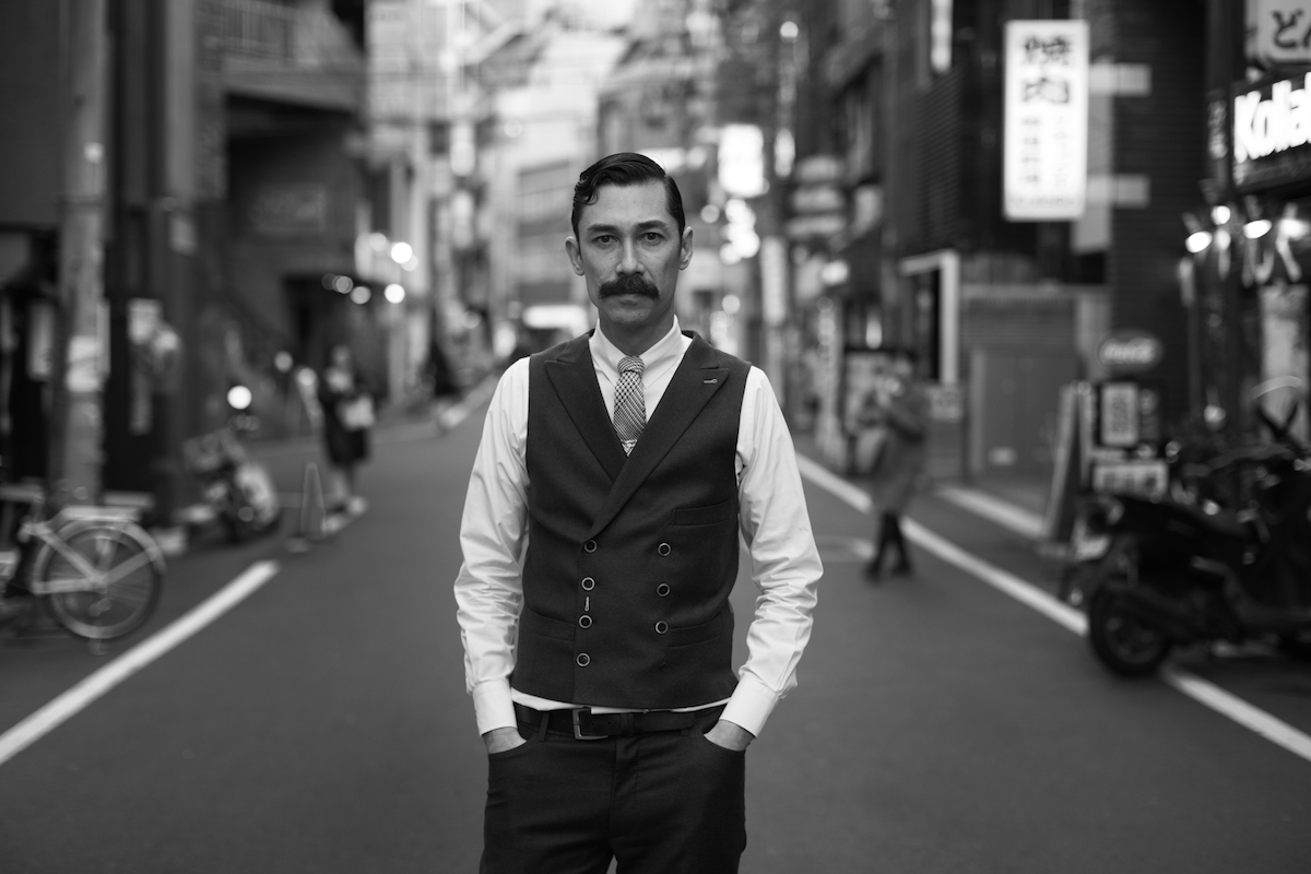 Rogerio Igarashi Vaz - Trench found at The Pouring Tales 2