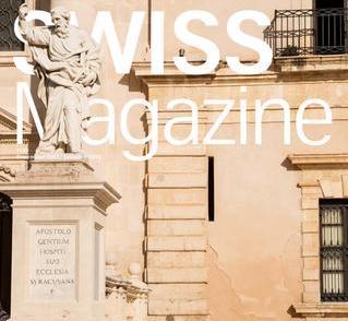 SWISS Magazine Sicily