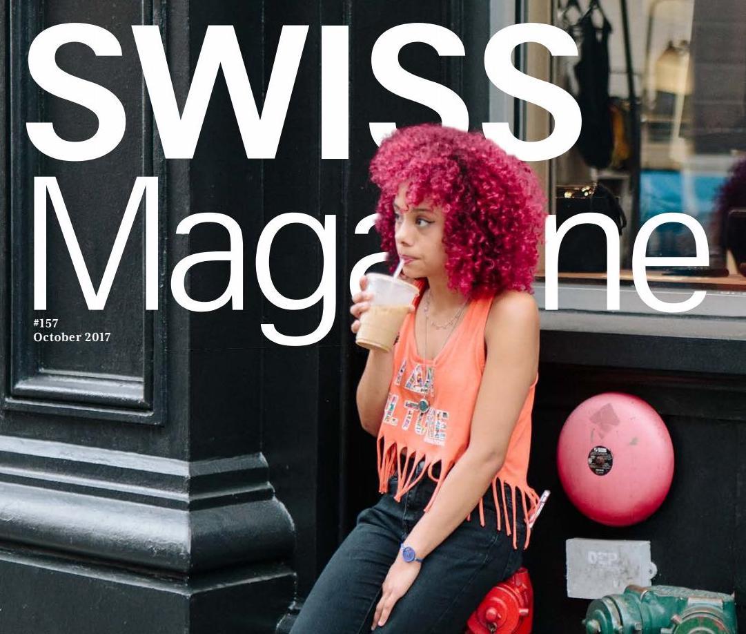 SWISS Magazine New York